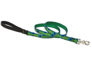 Lupine leads feature a padded handle and are guaranteed for life - even if chewed through!